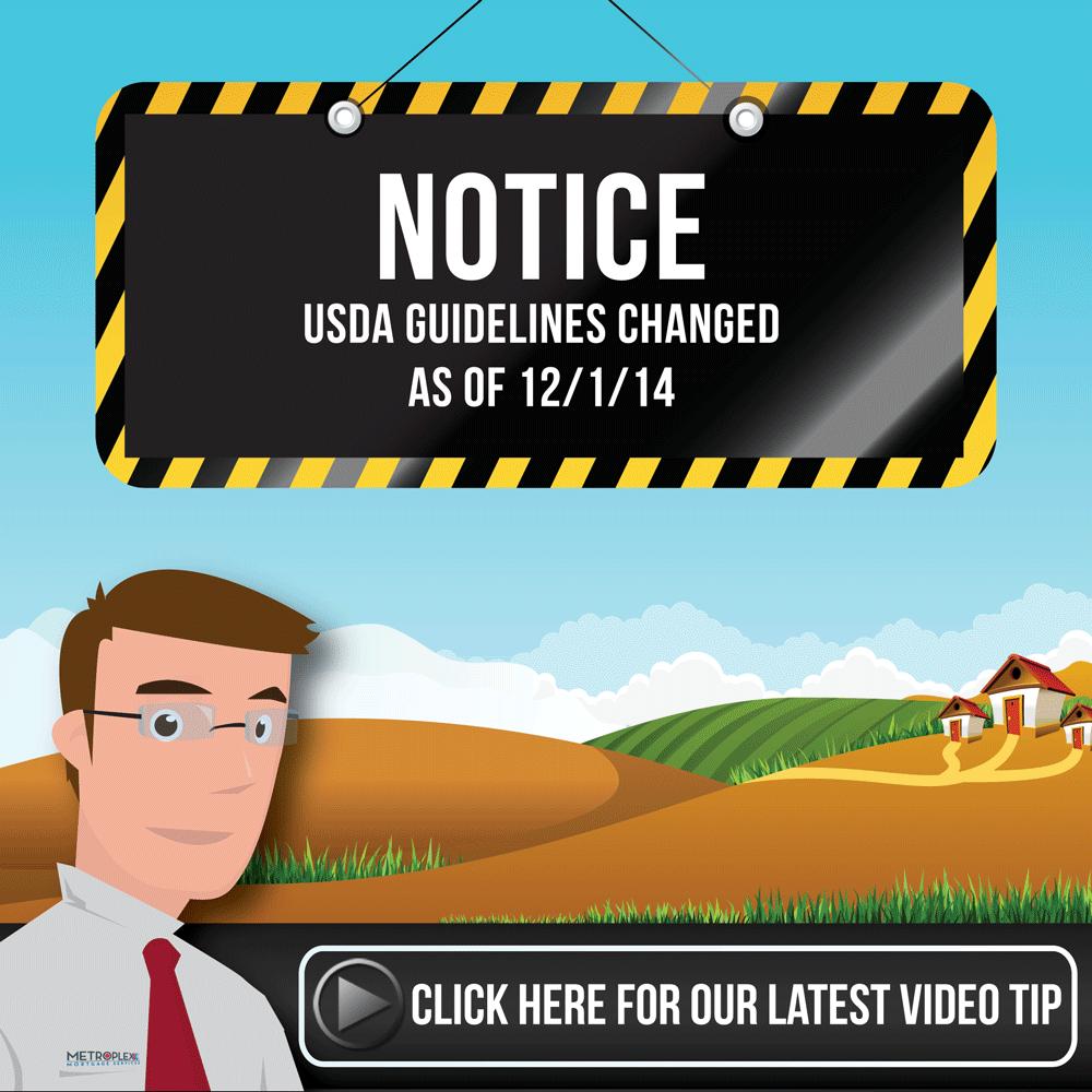 USDA guidelines update