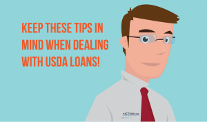 Do USDA loans require two years at the same job?