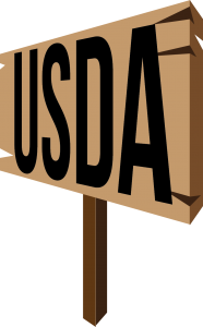 USDA processing times