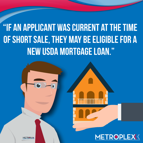 can-you-qualify-for-a-USDA-loan-after-a-short-sale
