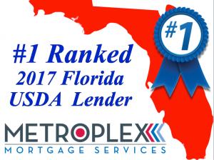 #1 Ranked Tampa Florida USDA Approved Lender