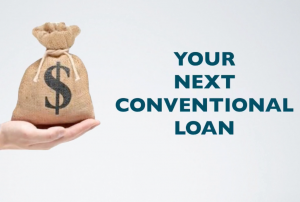 conventional loans have 3% down payment programs