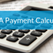 How do you calculate a USDA monthly payment?