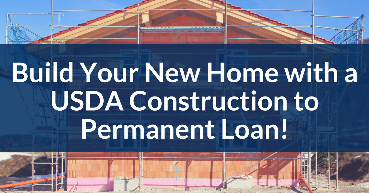 Florida USDA New Construction Lender