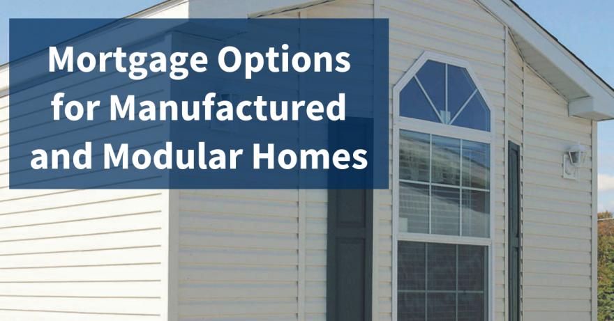 USDA Manufactured Home Construction Loans in FL, TX, AL, TN