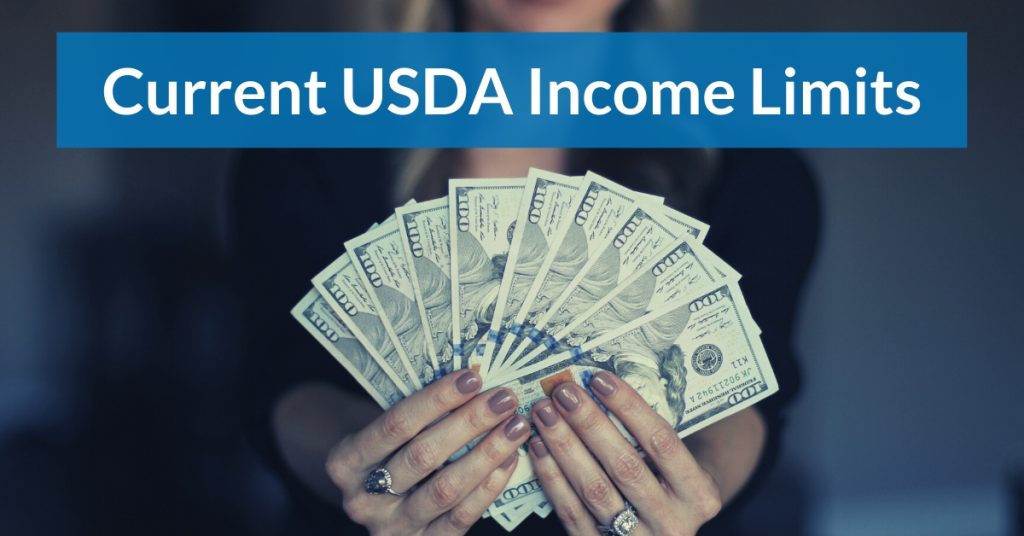 Current USDA Income Limits