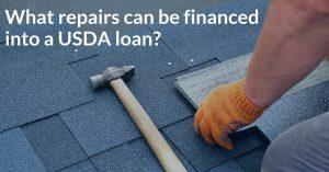 USDA Home Repair Financing in Florida, Texas, Tennessee, Alabama
