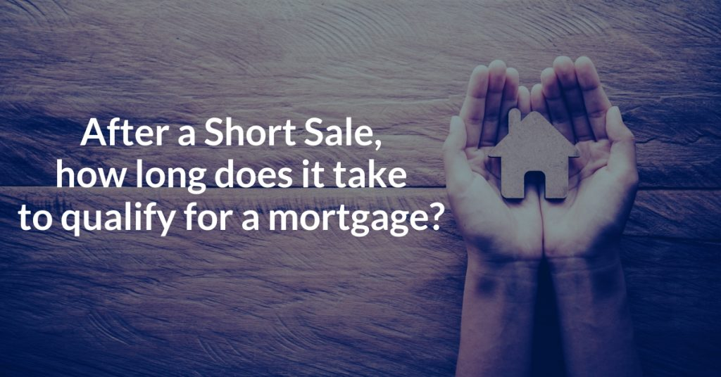 Florida USDA, VA, FHA, and Conventional Loans after Short Sale