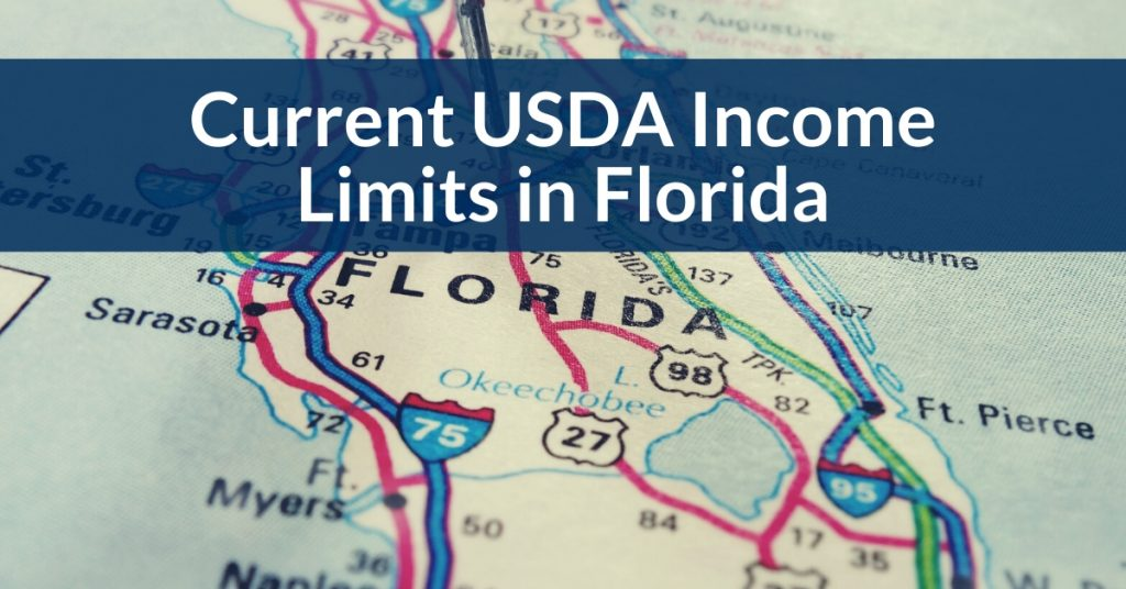 USDA income limits in Florida