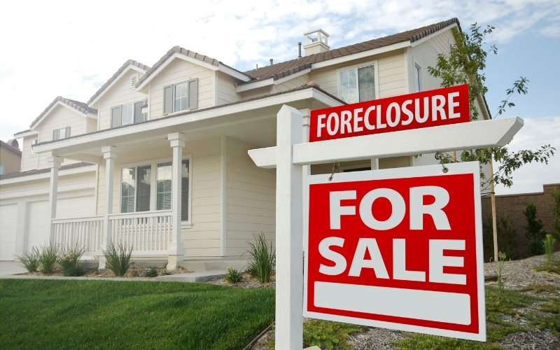 USDA loan after foreclosure