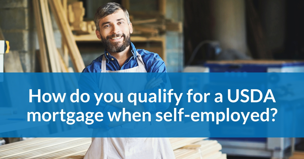 mortgage when self-employed