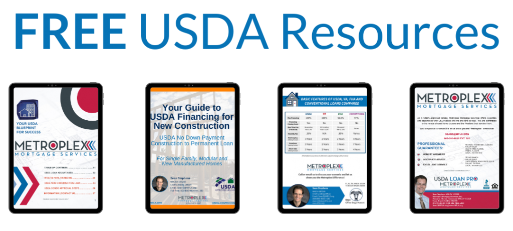 FREE USDA Resources