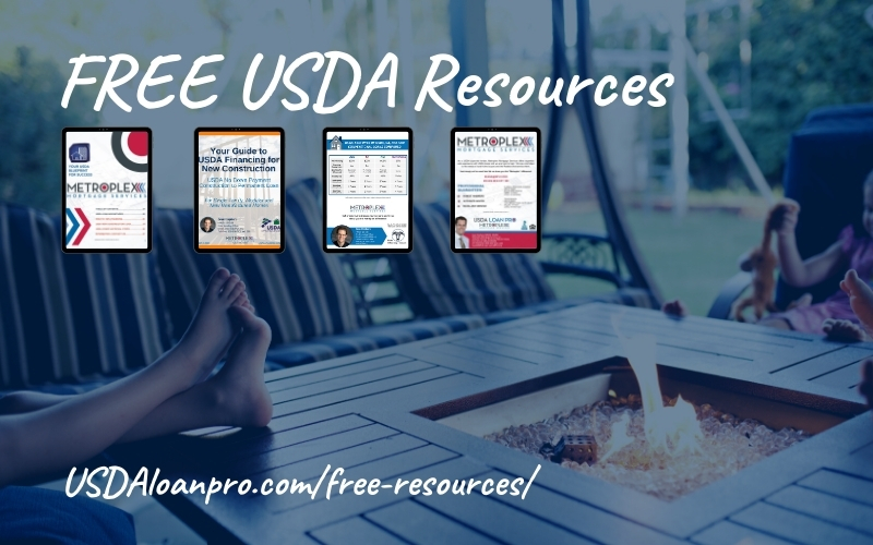 free USDA mortgage resources
