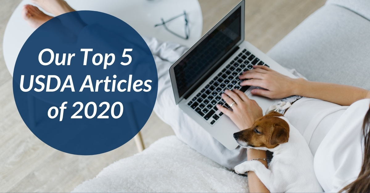Our Top 5 USDA Articles of 2020