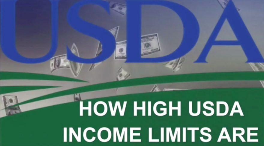 USDA Loan Income Limit 2021