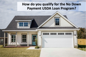 How do you qualify for the No Down Payment USDA Loan Program in Florida