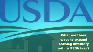 How can your offer be accepted in Florida with a USDA loan?